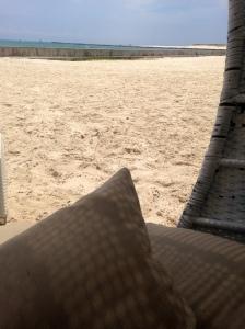 Anniversary beach trip