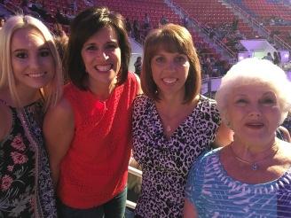 Church ladies take on Bible Retreat 2