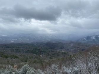 Smoky Mountains view 1